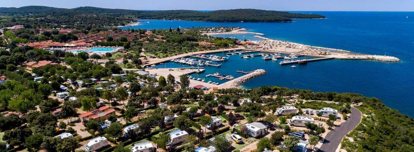 Valalta FKK Naturist Camping Rovinj - Istria, Croatia