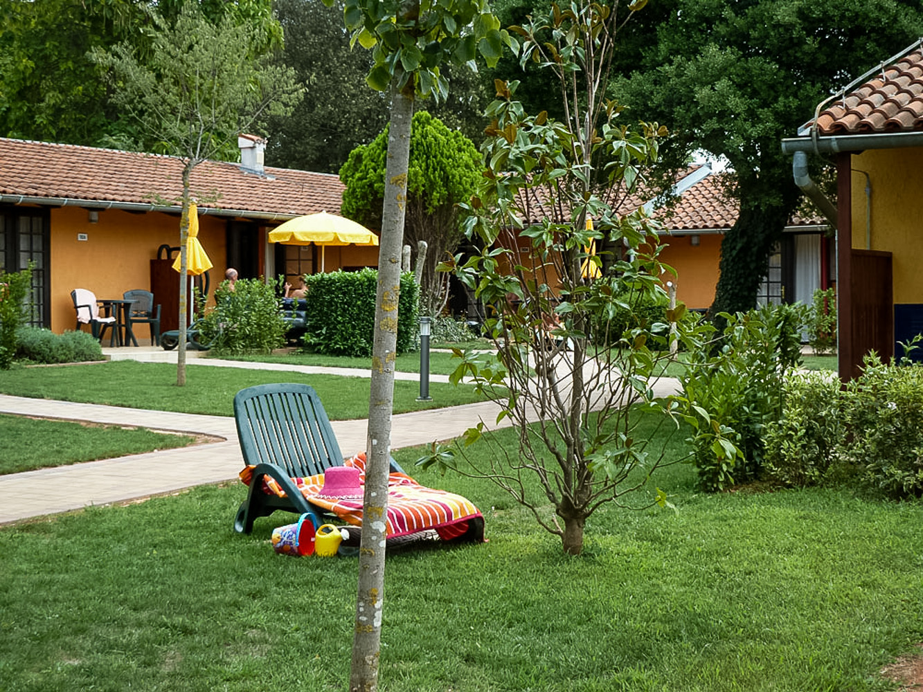 Apartments type VB at campsite Valalta FKK Naturist Rovinj ...